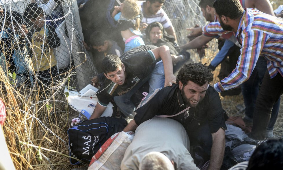 Imagen: BULENT KILIC (AFP). Fuente: El País