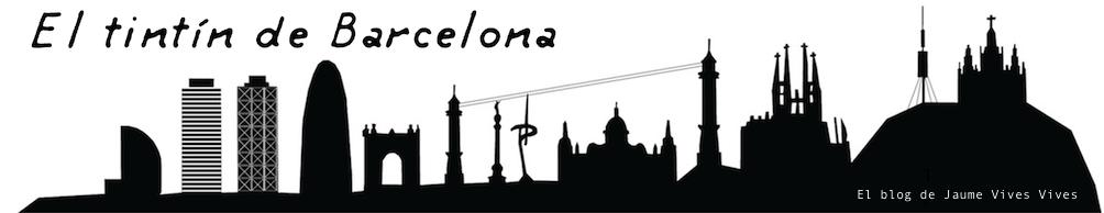 El tintín de Barcelona