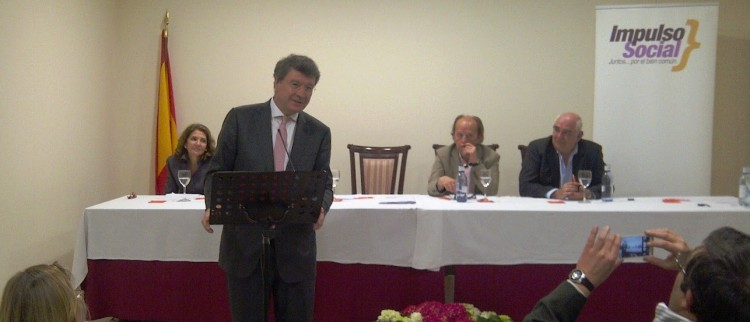 Rafael López-Diéguez, candidato por Impulso Social