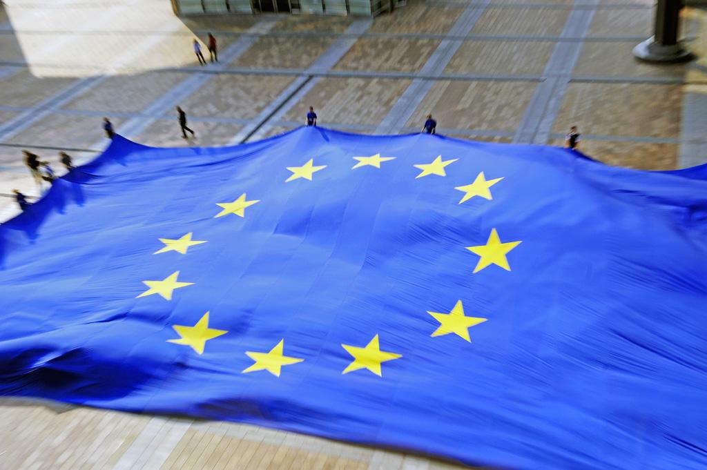 bandera europa grande
