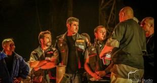 Angel Plana especialista cine stunt acción