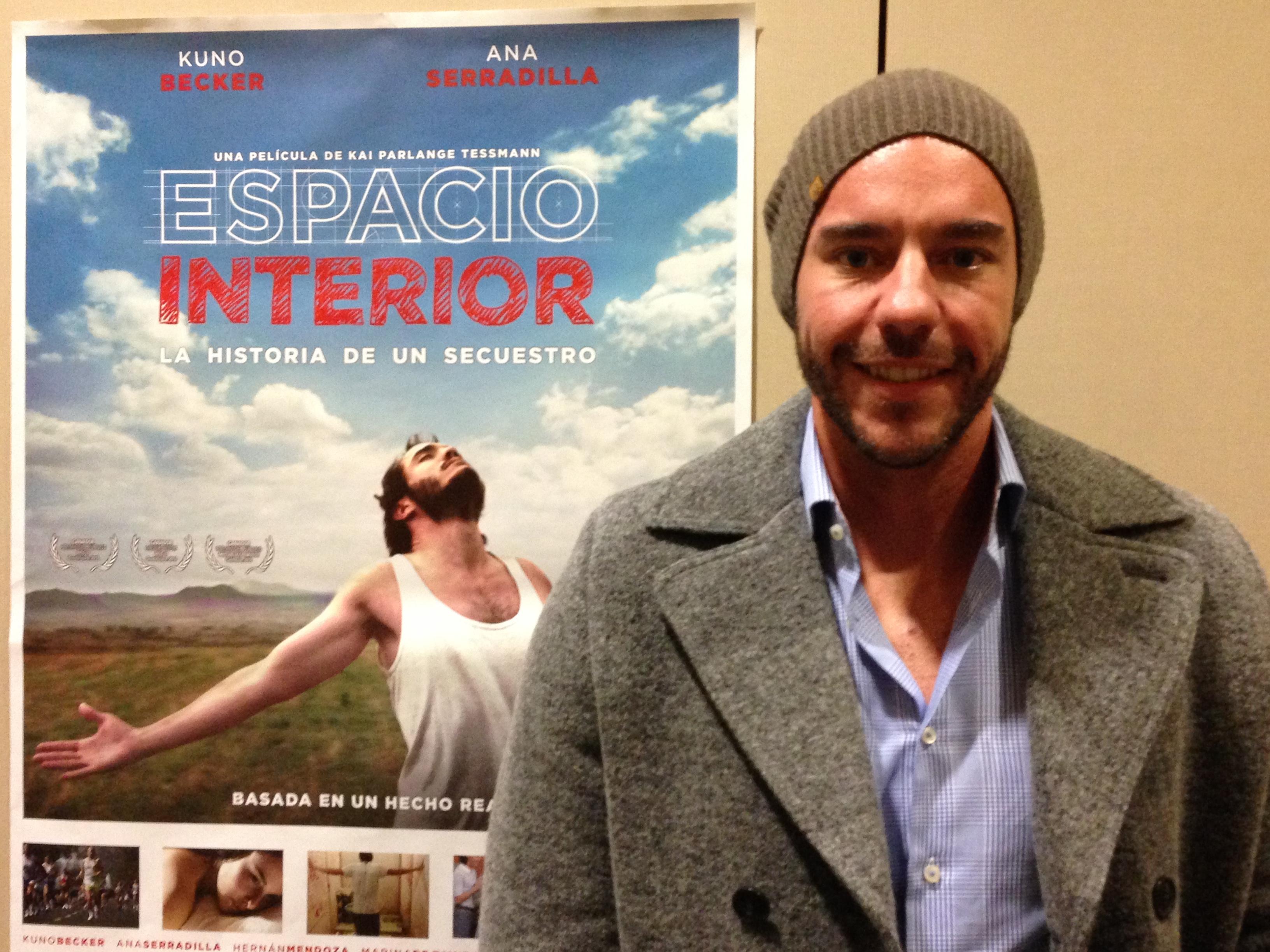 """Kai Parlange, director de """"Espacio Interior"""""""