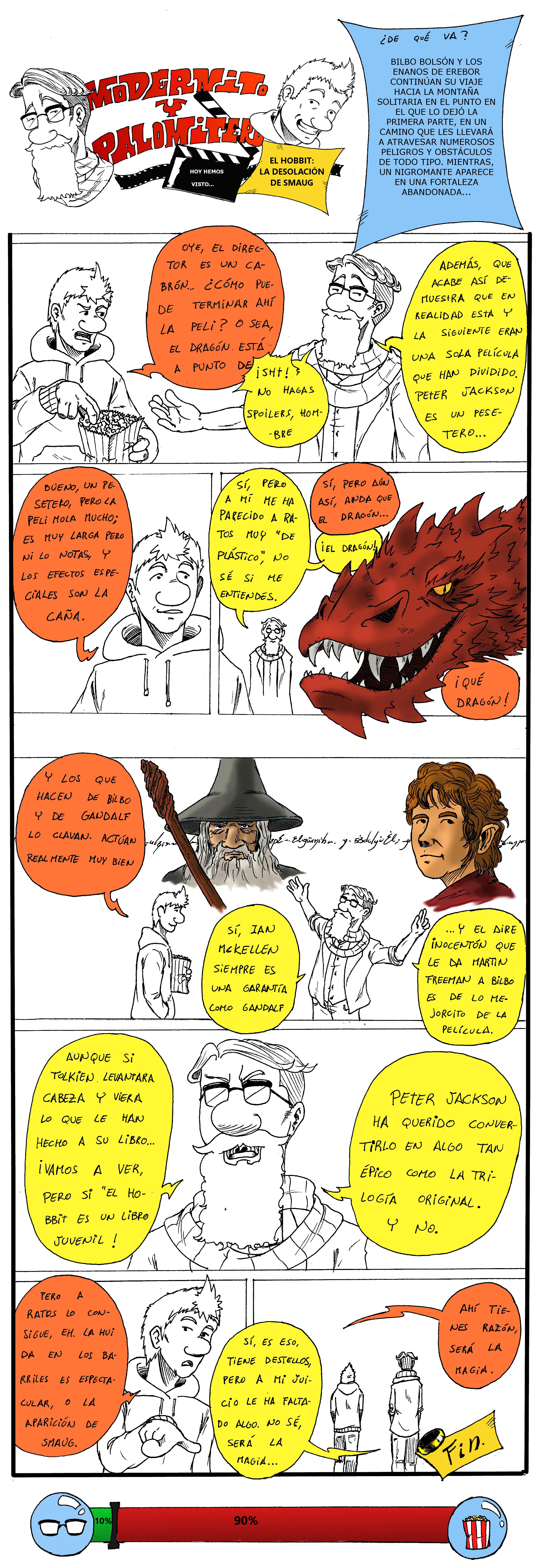 """""""El Hobbit: La Desolación de Smaug"""", dirigida por Peter Jackson"""