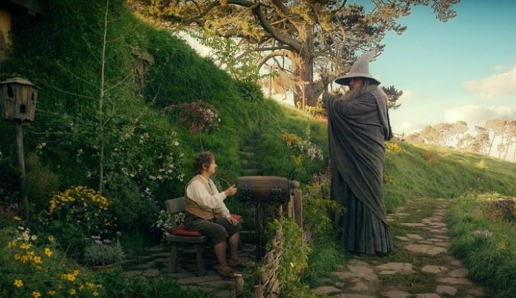 Hobbit Monomito Bilbo Gandalf