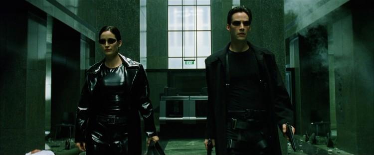Matrix Monomito
