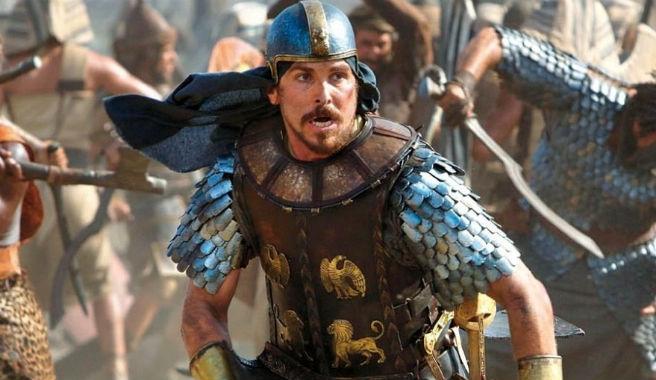 Exodus Christian Bale