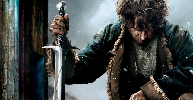 Hobbit 3 cinco ejércitos bilbo