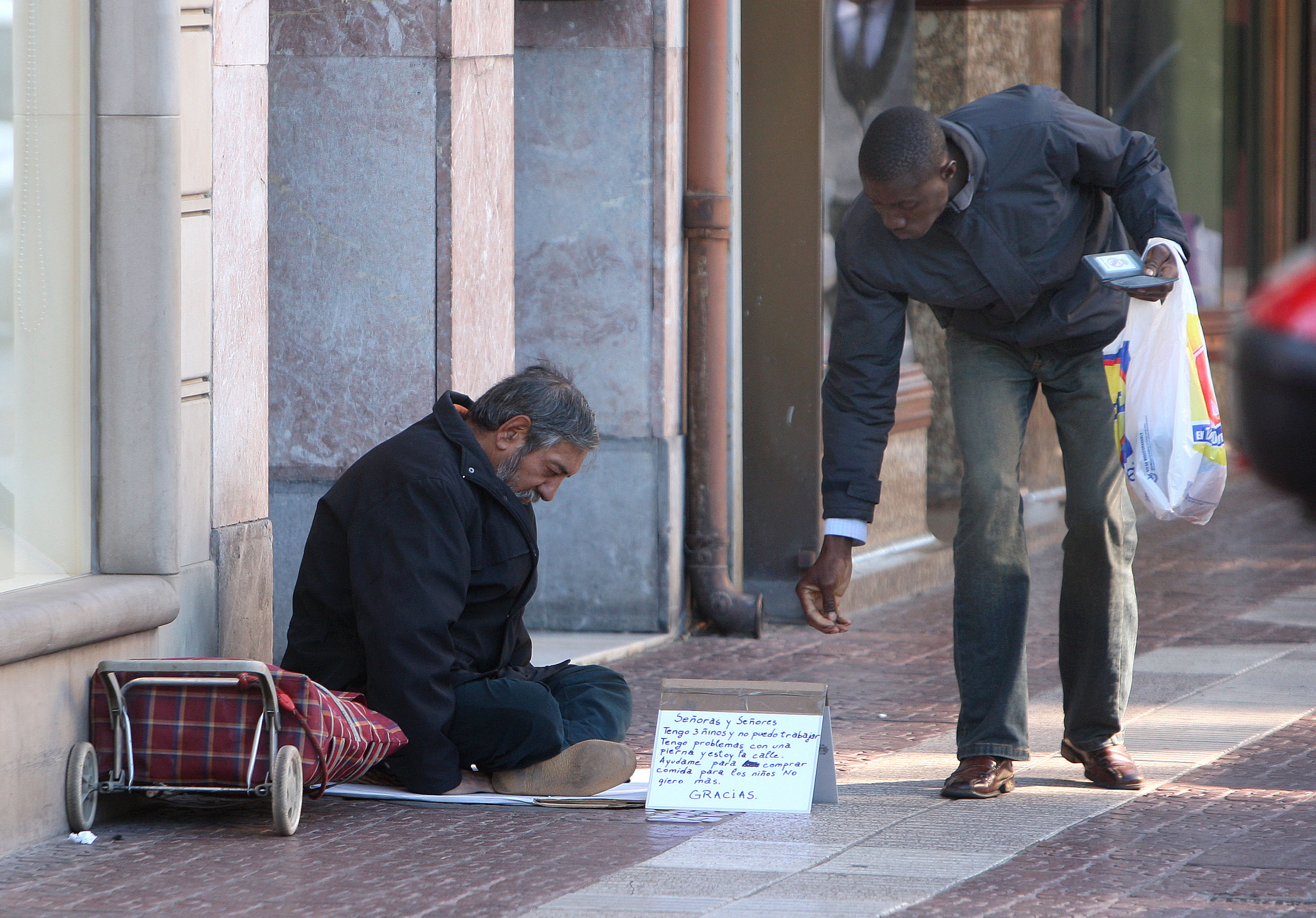 pobreza indigente