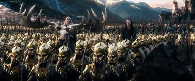 Hobbit 3 batalla cinco ejércitos crítica
