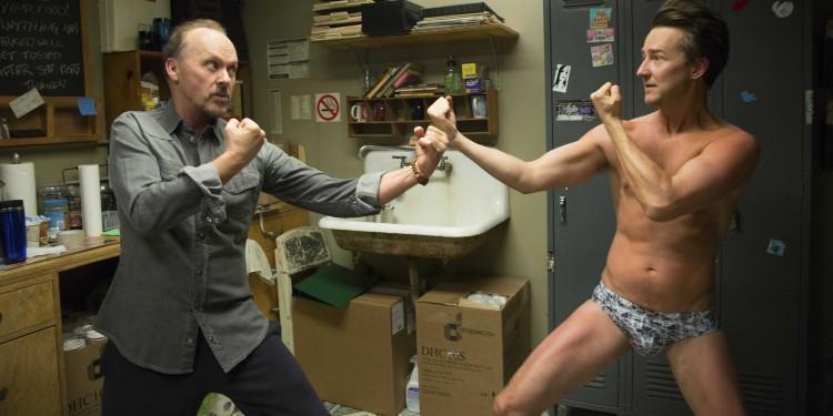 Birdman Michael Keaton Edward Norton crítica