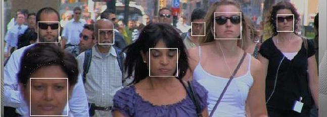 reconocimiento cámara vigilancia facebook tecnología