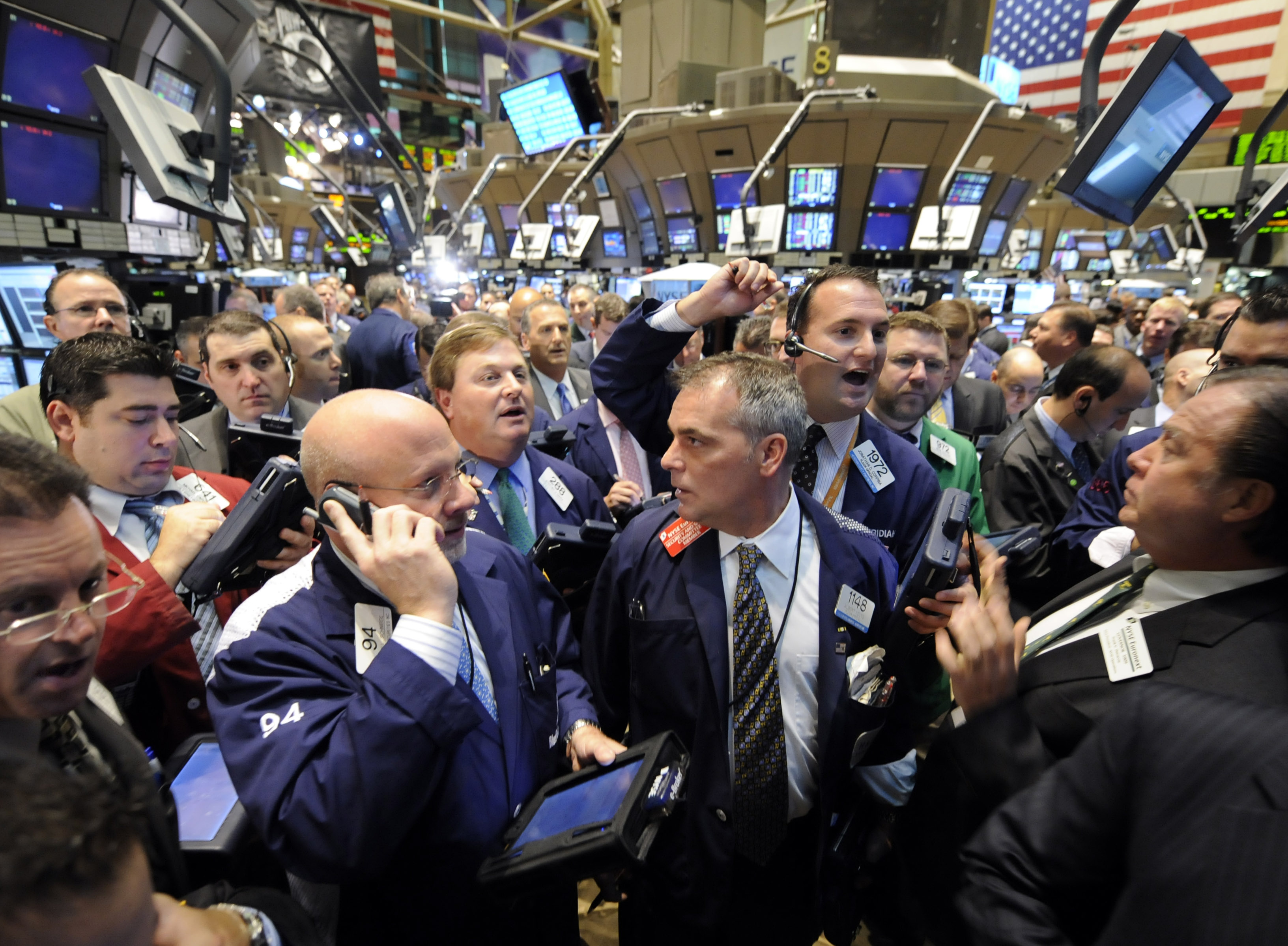 Wall Street bolsa ScholarFolks