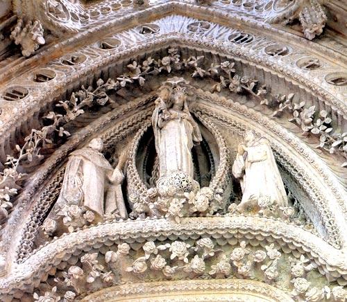 Sagrada Familia rosario Gaudí