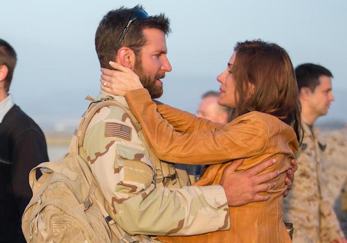 American Sniper Bradley Cooper crítica