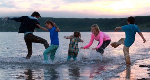 ultimo verano Escocia feel good película critica