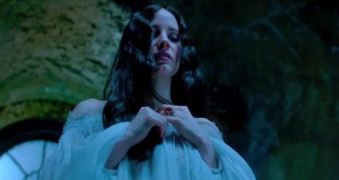 cumbre escarlata crimson peak critica review jessica chastain