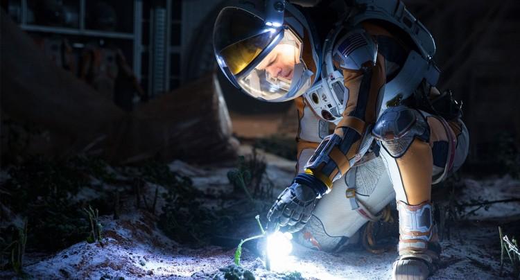 Martian Matt Damon marte pelicula critica Ridley Scott