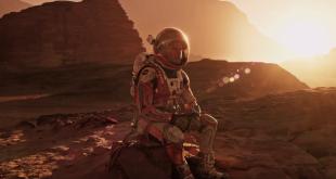 Martian Matt Damon Marte crítica RIdley Scott