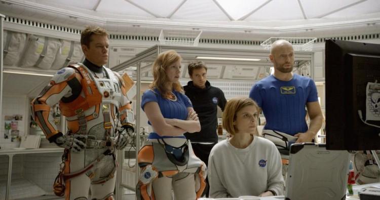Marte Martian Ridley Scott Matt Damon critica pelicula