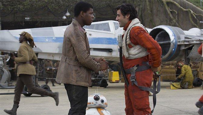 Star Wars despertar fuerza VII critica