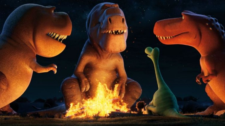 viaje arlo crítica good dinosaur pixar