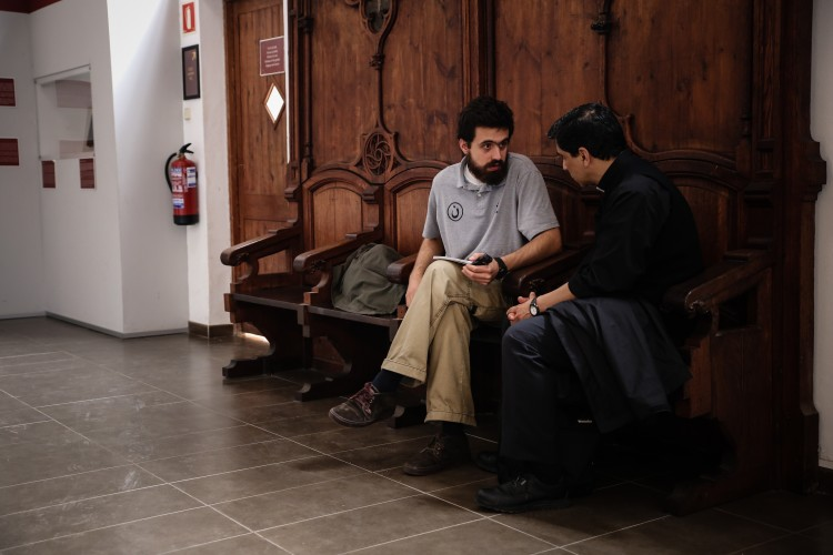 Padre Rodrigo Miranda persecucion cristianos siria indiferencia alepo