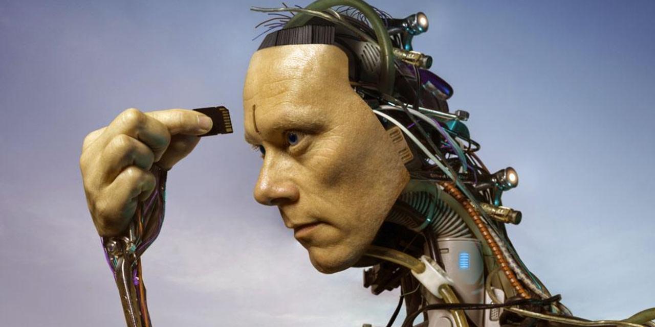 Transhumanismo Albert Cortina posthumano ciborg